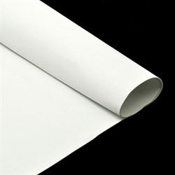 Резина белая вакумная 2мм лист 400 мм*400 мм. - фото 4664