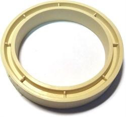 Прокладка (М)         (кольцо ПВХ белое для унитазов  производства Керамин Беларусь) - фото 4742