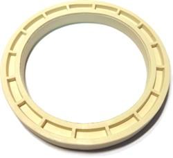 Прокладка (В)          (кольцо ПВХ белое для унитазов  производства Santeri Воротынск) - фото 4744