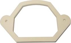 Прокладка (Сзкпс)   (прокладка из пеносэвилена для унитазов  производства Santeri, Лилия) - фото 4750