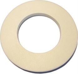 Прокладка (ККпс)    (прокладка из пеносевилена для унитазов производства ROSA Премьер и Комфорт 118*68*8) - фото 4755