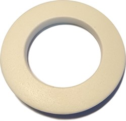 Прокладка (ККрпс)  (прокладка из пеносэвилена для унитазов производства ROSA Ресса 110*70*12 мм) - фото 4756