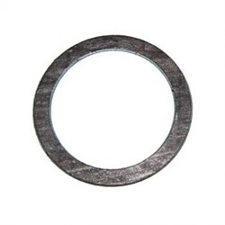 Прокладка из безабестового паронита ТЭНа 16 мм. 16*32*1 мм. - фото 4854