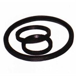 Кольцо трубы ПВХ 160 резиновое - фото 4963