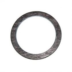 Прокладка из безасбестового паронита  газовая (27*33*1 мм.) - фото 5066