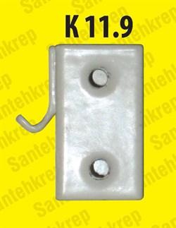 Кронштейн радиатора напольный для панельных радиаторов         к 11.9  - фото 5100