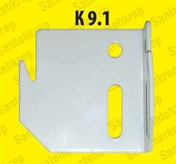 Кронштейн панельного радиатора                                                        к 9.1  - фото 5101