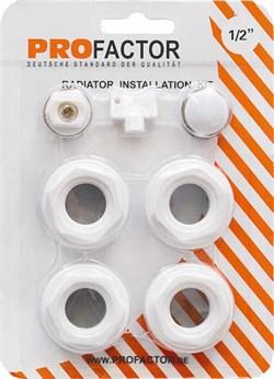 Монтажный комплект  Pro Factor 1\2 дюйма без кронштейнов - фото 5110