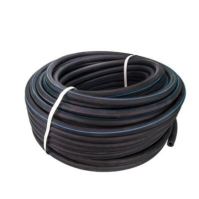 Рукав кислородный 9 мм., синяя полоса, внешний диаметр 15,5 мм.,                      (бухта 50 м.) - фото 5276
