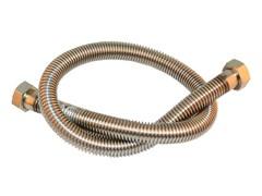 Газовая сильфонная подводка Тубофлекс 3\4 дюйма 0,8 м. г\г - фото 5431