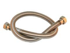 Газовая сильфонная подводка Тубофлекс 3\4 дюйма 0,8 м. г\ш - фото 5432