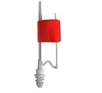 Клапан ИнкоЭр заливной пластиковый нижнего подключения - фото 5502