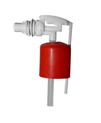 Клапан ИнкоЭр заливной пластиковый бокового подключения - фото 5503