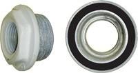 Резиновая прокладка  под гайку алюминиевого радиатора (33*42 *2 мм.) - фото 5727