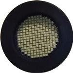 Резиновая прокладка  1\2 дюйма  с нержавеющей сеткой - фото 5746
