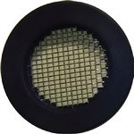 Резиновая прокладка  3\4 дюйма  с нержавеющей сеткой. - фото 5747