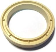 Прокладка (М)         (кольцо ПВХ белое для унитазов  производства Керамин Беларусь)