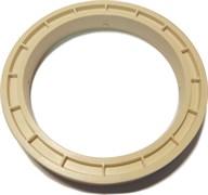 Прокладка (Сз)        (кольцо ПВХ белое для унитазов  производства Cersanit, Сызрань)
