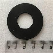 Прокладка  резиновая для трубы и штуцера 1\2 дюйма (21*38*2 мм.)