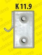 Кронштейн радиатора напольный для панельных радиаторов         к 11.9