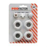Монтажный комплект Pro Factor 3\4 дюйма без кронштейнов