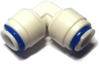 Соединитель угловой для трубки 6 мм.