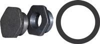 Паронитовая прокладка 1 1\2 дюйма (42*54 мм. для чугунного радиатора, ТЭНов