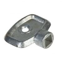Ключ металлический для клапанов Маевского